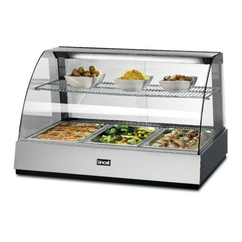 Lincat Seal SCH1085 Heated Food Merchandiser - 1085 mm wide